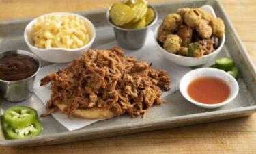 Texas‐Style Dinner Platter